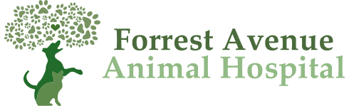 Forrest Avenue Animal Hospital Logo
